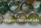 CAA1094 15.5 inches 12mm round sakura agate gemstone beads