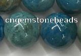 CAA3982 15.5 inches 16mm round chrysanthemum agate beads