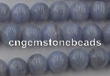 CAG2368 15.5 inches 10mm round blue lace agate beads wholesale