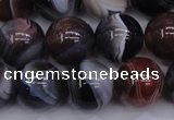 CAG5956 15.5 inches 16mm round botswana agate beads wholesale