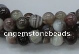 CAG982 15.5 inches 14mm round botswana agate beads wholesale