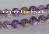 CAN04 15.5 inches 12mm round natural ametrine gemstone beads