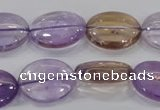 CAN50 15.5 inches 15*20mm oval natural ametrine gemstone beads