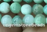 CAU421 15.5 inches 6mm round Australia chrysoprase beads