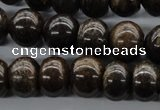 CBZ303 15.5 inches 12*15mm rondelle bronzite gemstone beads wholesale