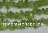 CCH206 34 inches 3*5mm olive quartz chips gemstone beads wholesale