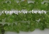CCH600 15.5 inches 4*6mm olive quartz chips beads wholesale