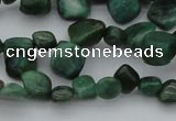 CCH629 15.5 inches 6*8mm - 10*14mm african jade chips beads