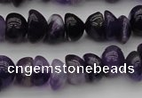 CCH650 15.5 inches 4*6mm - 5*8mm amethyst gemstone chips beads