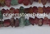 CCH700 15.5 inches 4*6mm - 6*8mm tourmaline chips beads