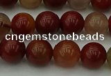 CCJ453 15.5 inches 10mm round colorful jasper beads wholesale