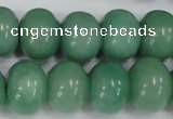 CCN105 15.5 inches 14*18mm rondelle candy jade beads wholesale