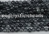 CCN1261 15.5 inches 4mm faceted round candy jade beads wholesale