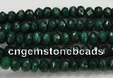 CCN1595 15.5 inches 4*6mm faceted rondelle candy jade beads