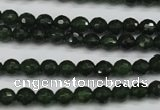 CCN1920 15 inches 4mm faceted round candy jade beads wholesale