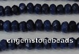CCN2001 15 inches 3*5mm faceted rondelle candy jade beads wholesale
