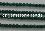 CCN2313 15.5 inches 2mm round candy jade beads wholesale