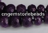 CCN2752 15.5 inches 5*8mm - 12*16mm faceted rondelle candy jade beads