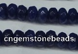 CCN2856 15.5 inches 2*4mm faceted rondelle candy jade beads