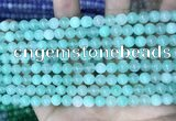 CCN5287 15 inches 6mm round candy jade beads Wholesale