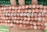 CCN5322 15 inches 8mm round candy jade beads Wholesale