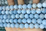 CCN5507 15 inches 8mm round candy jade beads Wholesale