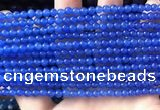 CCN6017 15.5 inches 4mm round candy jade beads Wholesale