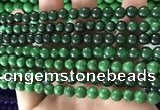 CCN6080 15.5 inches 6mm round candy jade beads Wholesale