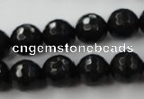 CCN902 15.5 inches 20mm faceted round candy jade beads