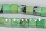 CCO27 15.5 inches 10*10mm cube natural chrysotine beads