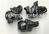 CDN406 25*50*35mm elephant hematite decorations wholesale