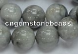CEE06 15.5 inches 16mm round eagle eye jasper beads wholesale
