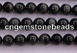CEE501 15.5 inches 6mm round AAA grade green eagle eye jasper beads