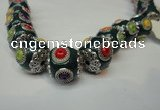 CIB140 18mm round fashion Indonesia jewelry beads wholesale