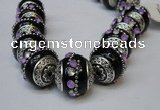 CIB171 19mm round fashion Indonesia jewelry beads wholesale