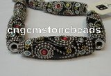 CIB21 17*60mm rice fashion Indonesia jewelry beads wholesale