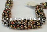 CIB32 17*60mm rice fashion Indonesia jewelry beads wholesale