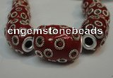 CIB327 16*21mm drum fashion Indonesia jewelry beads wholesale