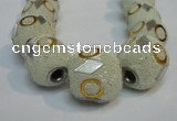 CIB480 15*16mm drum fashion Indonesia jewelry beads wholesale