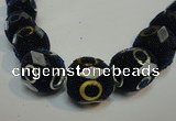 CIB484 15*16mm drum fashion Indonesia jewelry beads wholesale