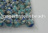 CIB505 22mm round fashion Indonesia jewelry beads wholesale