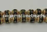 CIB555 22mm round fashion Indonesia jewelry beads wholesale
