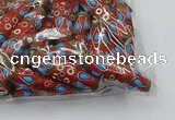 CIB568 16*60mm rice fashion Indonesia jewelry beads wholesale