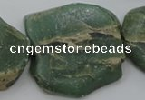 CIJ68 15.5 inches 30*40mm – 40*50mm freeform impression jasper beads