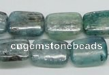 CKC29 16 inches 13*18mm rectangle natural kyanite beads wholesale