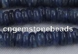 CKC502 15.5 inches 4*8mm rondelle natural Brazilian kyanite beads