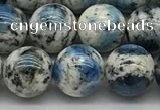 CKJ503 15.5 inches 8mm round natural k2 jasper gemstone beads