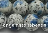 CKJ505 15.5 inches 10mm round natural k2 jasper gemstone beads