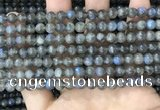 CLB1032 15.5 inches 6mm round labradorite beads wholesale