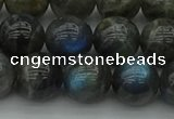 CLB951 15.5 inches 14mm round labradorite gemstone beads